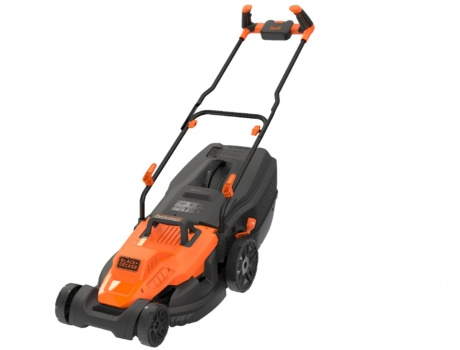 Black and Decker Электрогазонокосилка 1600Вт 38 см Black and Decker BEMW471BH