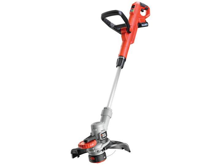 Black and Decker Триммер аккумуляторный 18 В, 2.0 Ач Li-Ion Smart Tech Black and Decker STC1820PST