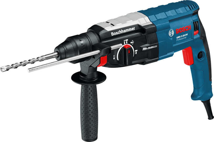 BOSCH Перфоратор SDS-plus BOSCH GBH 2-28 DV