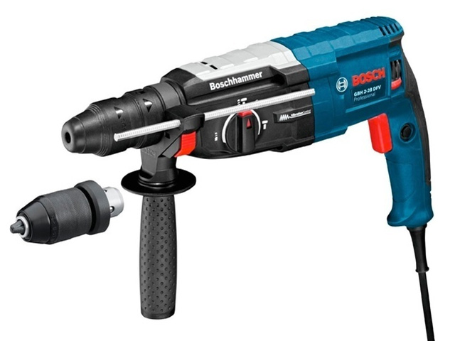 BOSCH Перфоратор SDS-plus BOSCH GBH 2-24 DFR 0611273000