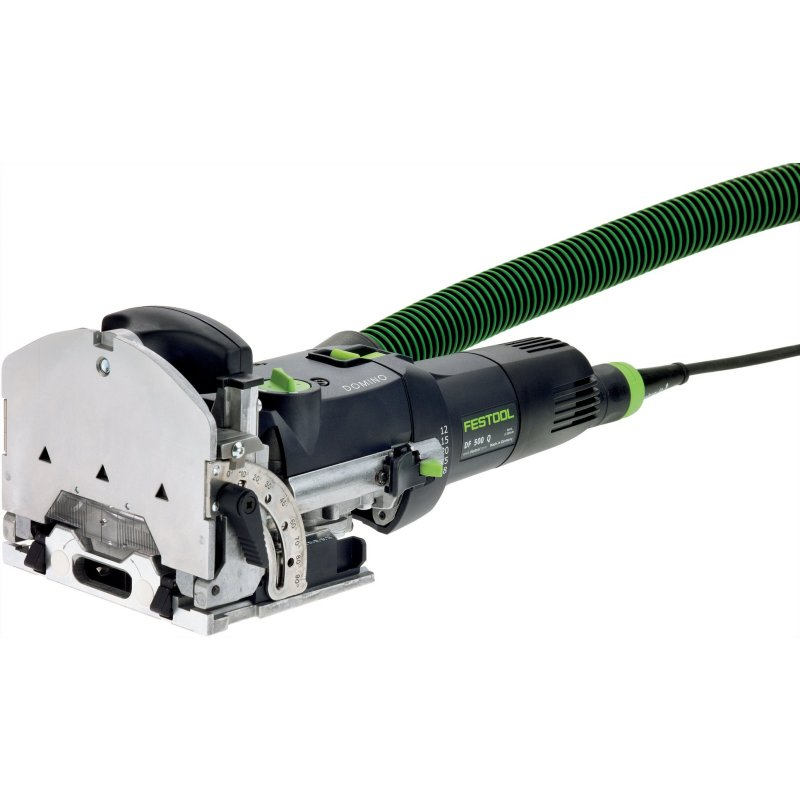 FESTOOL Фрезер для дюбельных соединений Domino FESTOOL DF 500 Q-Set 574427