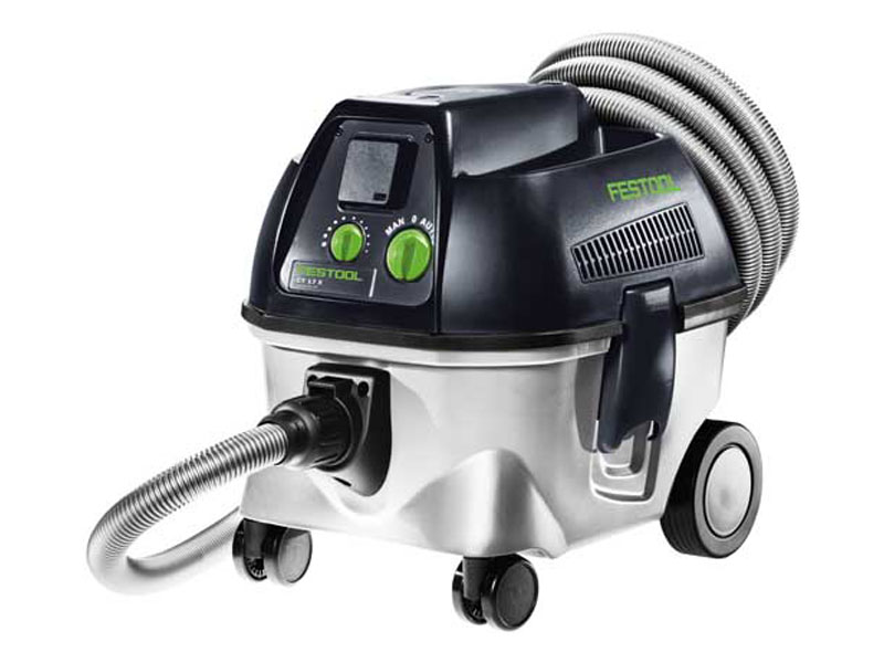FESTOOL Пылесос CT 17 E SET CLEANTEC + комплект для уборки FESTOOL 768943