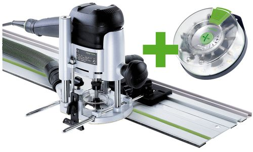 FESTOOL Вертикальный фрезер OF 1010 EBQ-Set + Box-OF-S 8/10x HW FESTOOL 576539