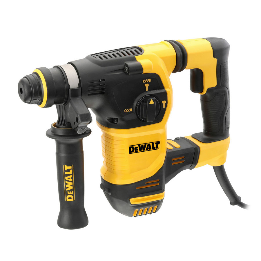DEWALT Перфоратор SDS-plus DEWALT D25333K-QS