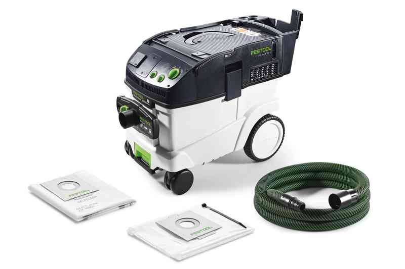 FESTOOL Пылесос CTL 36 E AC HD CLEANTEC 350-1200 Вт FESTOOL 575292