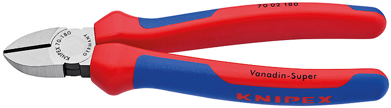 KNIPEX Кусачки боковые, 140 mm KNIPEX 7002140