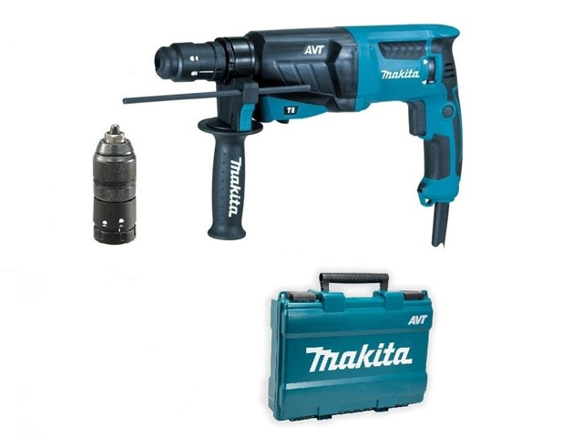 MAKITA Перфоратор SDS-plus HR 2631 FT MAKITA HR2631FT