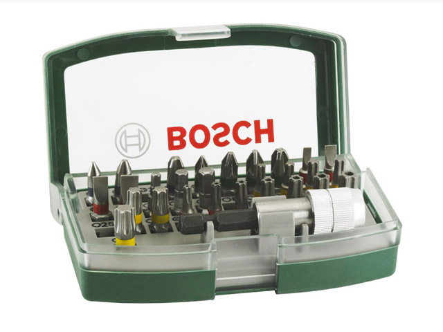 BOSCH Набор бит 32шт. COLORED PROMOLINE BOSCH 2607017063